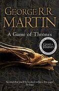 A Game of Thrones (Reissue) (a Song of ice and Fire, Book 1) (libro en Inglés) - George R.R. Martin - Harpercollins Publishers