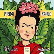 Frida Kahlo Para Chicas y Chicos - Nadia Fink - Chirimbote