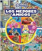 Busca y Encuentra Disney Mejores Amigos - Disney - Pi Kids