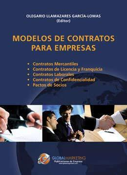 portada Modelos de Contratos Para Empresas
