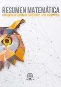 """""""Resumen Matemática""""Vamos Por Nacional"""", cuaderno resumen de contenidos - PSU Matemática. - Editorial Moraleja - Editorial Moraleja"""