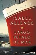 portada LargoPetaloDeMar - Allende,Isabel - Plaza & Janes