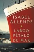 Largo pétalo de mar - Isabel Allende - Plaza Janés