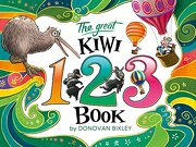 The Great Kiwi 123 Book (libro en Inglés)
