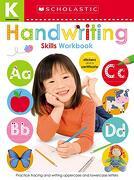 Kindergarten Skills Workbook: Handwriting (Scholastic Early Learners) (libro en Inglés)