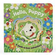 Hello, Puppy (Peek-A-Boo Adventures) (libro en Inglés)