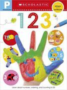 Pre-K Skills Workbook: 123 (Scholastic Early Learners) (libro en Inglés)