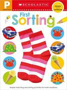 Get Ready for Pre-K Skills Workbook: First Sorting (Scholastic Early Learners) (libro en Inglés)