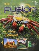 Houghton Mifflin Harcourt Science Fusion: Student Edition Worktext Grade 5 2015 (libro en Inglés)
