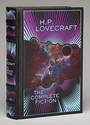 The Complete Fiction (Barnes & Noble Leatherbound Classic Collection) (libro en Inglés) - H. P. Lovecraft - Sterling