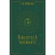 Biblioteca Hogwarts - J.K. Rowling - Salamandra