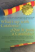 What's up With Catalonia (libro en Inglés)