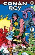 Conan rey (Integral) nº 01