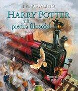 Hp1-Hp la Piedra Filosofal (Ed. Ilustrada)(Rtca) (Harry Potter (Ilustrado) , nº 1) - J.K Rowling - Ediciones Salamandra