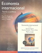 Economía Internacional (Libro +Mylab) - Paul R. Krugman - Pearson