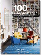 100 Interiors Around the World (libro en Inglés) - Varios Autores - Taschen