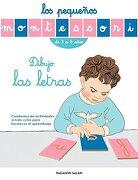 Dibujo las Letras, los Pequeños Montessori - Vv., Aa., Vv. Aa. - Magazzini Salani
