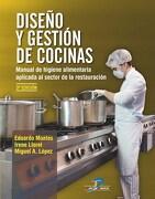 Diseño y Gestión de Cocinas 3ª edi - Eduardo Montes - Diaz De Santos