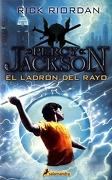 El Ladron del Rayo -Rtca. Nva. Portada- (s) (Percy i), (Narrativa Joven) - Rick Riordan - Salamandra