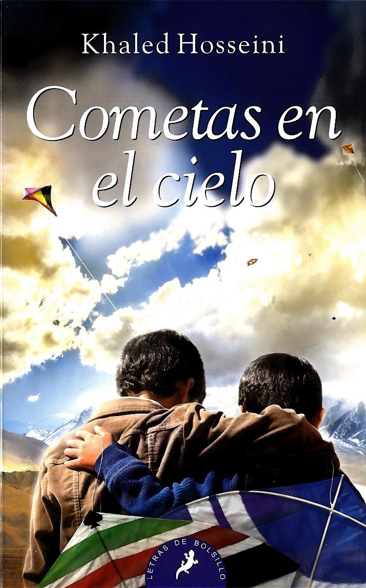 Cometas en el cielo; khaled hosseini