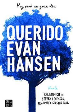 portada Querido Evan Hansen