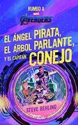 Avengers Endgame. El Angel Pirata el Arbol Parlante y el Capitan Conejo - Varios - Sotano