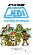 Star Wars. Academia Jedi ii - Jeffrey Brown - Planeta Jr.