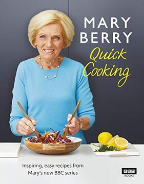 portada Mary Berry'S Quick Cooking (libro en Inglés)