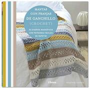 Mantas con Franjas de Ganchillo (Crochet) - Haafner Linssen - Librero International Book Pub