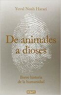 portada De Animales a Dioses - Yuval Noah Harari - Debate