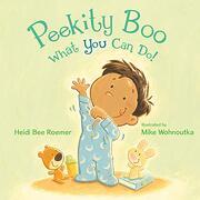 Peekity boo - What you can do! (libro en Inglés) - Heidi Bee Roemer - Henry Holt & Company Inc