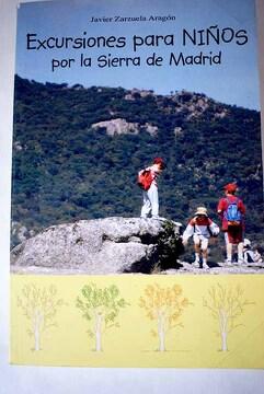 portada Excursiones para niños por la sierra de Madrid