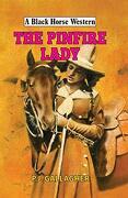 The Pinfire Lady (a Black Horse Western) (libro en Inglés)