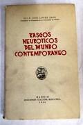 Rasgos neuróticos del mundo contemporáneo