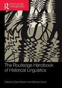 The Routledge Handbook of Historical Linguistics (Routledge Handbooks in Linguistics) (libro en Inglés)
