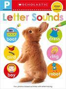 Pre-K Skills Workbook: Letter Sounds (Scholastic Early Learners) (libro en Inglés) - Scholastic; Scholastic Early Learners - Scholastic Inc.