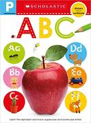 Pre-K Skills Workbook: Abc (Scholastic Early Learners) (libro en Inglés)