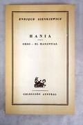 Hania; Orso; El manantial