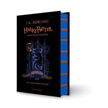 portada Harry Potter and the Prisoner of Azkaban - Ravenclaw Edition (libro en Inglés)