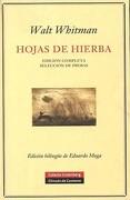 Hojas de Hierba - Walt Whitman - Galaxia Gutenberg