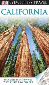 portada Dk Eyewitness Travel Guide: California (libro en Inglés)