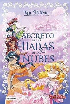portada El Secreto de las Hadas de las Nubes