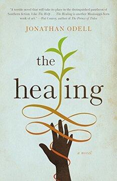 portada The Healing (libro en Inglés)