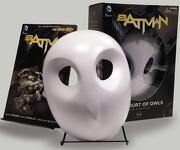 Batman Court of Owls Mask Book (Batman: The new 52) (libro en Inglés) - Scott Snyder - Dc Comics