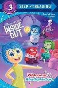 Welcome to Headquarters (Disney (libro en Inglés) - Rh Disney - Random House Disney