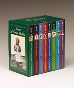 Anne of Green Gables Complete 8 Book box set (libro en Inglés) - Lucy Maud Montgomery - Starfire