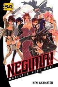 Negima! 34: Magister Negi Magi (libro en Inglés) - Ken Akamatsu - Kodansha Comics