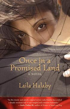 portada Once in a Promised Land (libro en Inglés)