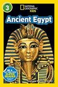 National Geographic Kids Readers: Ancient Egypt (l3 (libro en Inglés) - Stephanie Warren Drimmer - Natl Geographic Soc