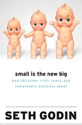 Small is the new Big: And Other (Little) Ideas That Change Everything (libro en Inglés) - Seth Godin - Portfolio